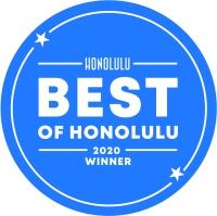 2020 Best of Honolulu Winner
